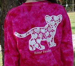 roar-isabella-wild-hearts-fuschia-tshirt